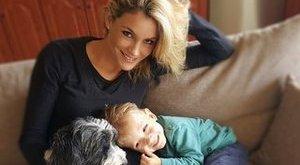 Rejtélyes betegség kínozta Som-Balogh Edina kisfiát