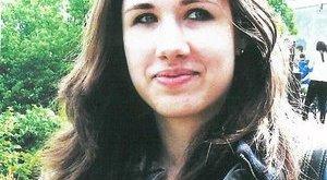 Megtalálták a Győrben eltűnt Rebeka holttestét