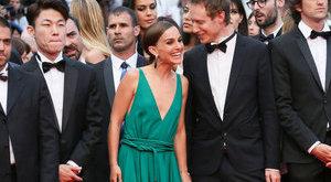 Nemes Jeles ezt súgta Natalie Portman fülébe