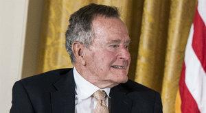 Bushnak nem tetszik a budapesti szobra