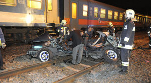 Horrorképek a pilisi vonatbaleset helyszínéről