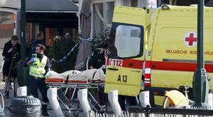 Rendőrökre lőttek Kalasnyikovval Brüsszelben
