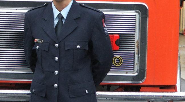 Magyar tűzoltónő mentett életet Új-Zélandon