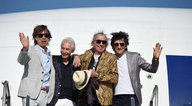 Soha nem látott relikviák  a Rolling Stones-kiállításon
