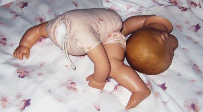 Horror: fej nélküli gyermeket szült az anya