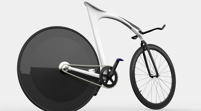 Nyomtatható bringát tervezett Tamás