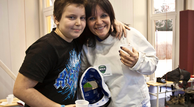 A zene segítette Pintácsi Viki kisfiát a gyógyulásban