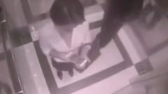 Fájdalmas leckét kapott a liftes molesztáló