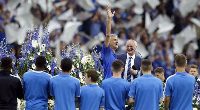 Szent Ritának köszönheti sikerét Ranieri