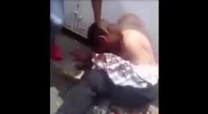 Alvó nőt molesztált a vonaton - péppé verték az utasok
