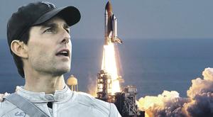 Kevésen múlt, hogy Tom Cruise ne a NASA halottja legyen