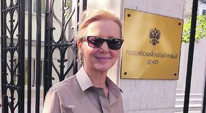 Rangos díjat kapott Eszenyi Enikő