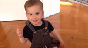 Tündéri fotót osztott meg egyéves fiáról Gyurcsány Ferenc