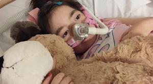 """""""Nem akarok több kezelést"""" - búcsúzott az élettől az ötéves Julianna"""