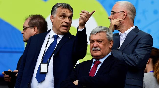 Orbán az OTP gépével repül