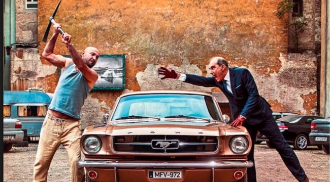 Eladják a Parkoló Mustangját