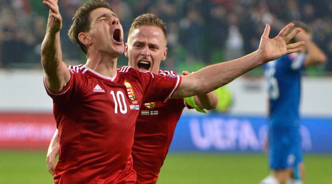 Megvan a magyar kezdőcsapat -Kleinheisler megsérült