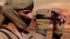 DVD-gyűjteményben reklámozzák tetteiket a terroristák