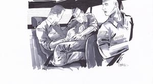 Megszerezte a rendőrök fegyverét a rablógyilkos László