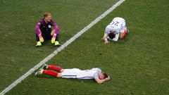 A végére a legnagyobbb meglepetés: Izland kiütötte Angliát!