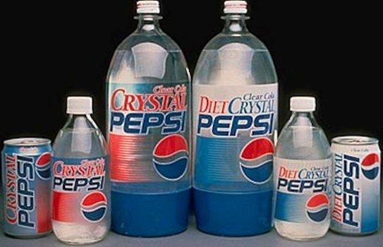Ismét lehet kapni majd a átlátszó Pepsit