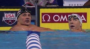 Rióban csap össze utoljára Phelps és Lochte