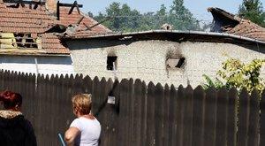 Tragédia - Meghalt a törökszentmiklósi tűz egyetlen túlélője, az anya