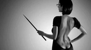 Bakancslistáján szerepelt, hogy diákjával szexeljen