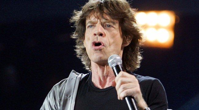 72 évesen lesz ismét apa Mick Jagger