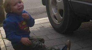Cukiság: Indokolatlanul hisztiző gyerekek
