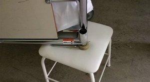 Nem fogja elhinni! A törött lábú ágyat is használják a tatabányai kórházban – kép