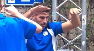 Pesten dorbézoltak az angol focisták, ki is tették őket