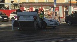Durva baleset történt Budapesten a Nyugatinál