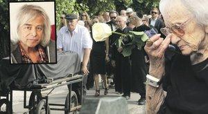 100 éves anyja temette el Somlót