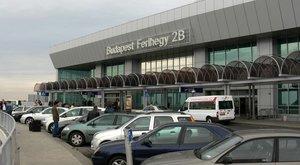 Hatalmas dugó a reptéri gyorsforgalmin