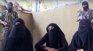 Döbbenet: Nőnek öltöztek az Iszlám Állam harcosai