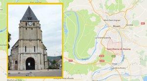 Túszdráma Franciaországban: átvágták a pap torkát