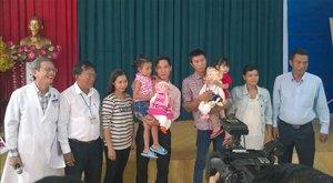 Rémes: három és fél évesen kapták vissza valódi szüleik az elcserélt lányokat
