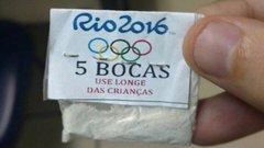 Ötkarikás kokain Rióban