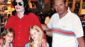 Barátja megvédte Michael Jacksont