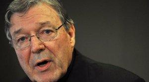 Molesztálással vádolják az ausztrálok főpapját