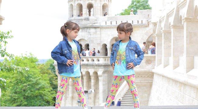Meghódítanák a világot a magyar ikerlányok