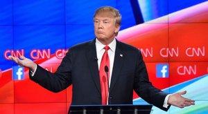Liftbe ragadt az elnökjelölt
