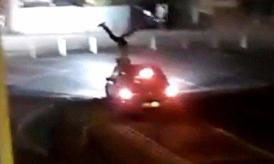 Szörnyű gyilkossági kísérletet rögzített a kamera