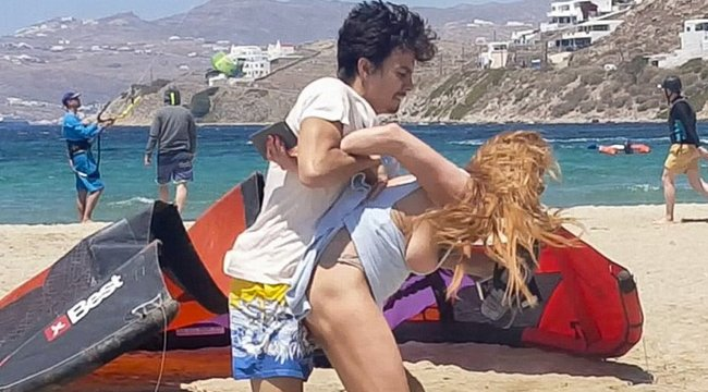 Videó: durván dulakodik Lindsay Lohannel vőlegénye
