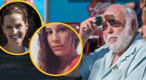 Egy filmben játszik Andy Vajna két nagy szerelme