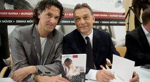 Izomsorvadásban szenved Orbán régi fotósa