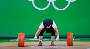 Az örmény súlyemelő sérülésébe Ön is beleborzong