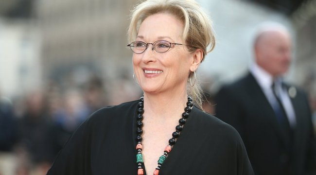 Megvan Meryl Streep gyenge pontja