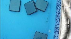 Számítógépeket dobált a medencébe a szigetszentmiklósi tolvaj